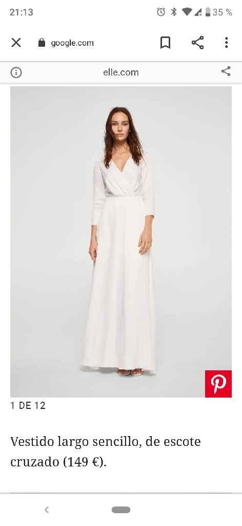 Tienda vestidos super low cost - 1