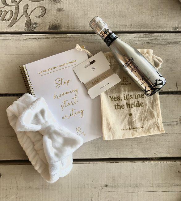 Cajas para novias Ellah box 4