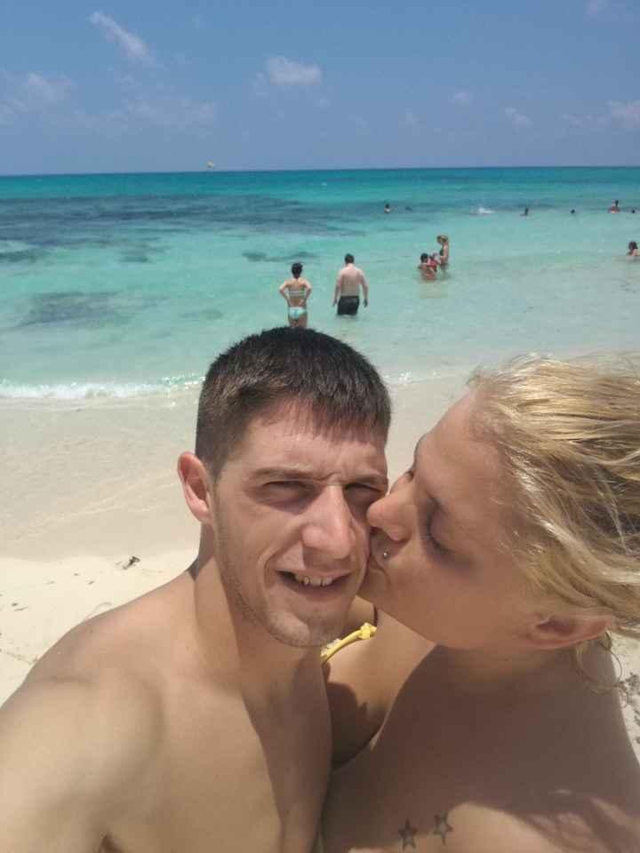Estamos en Riviera maya - 1
