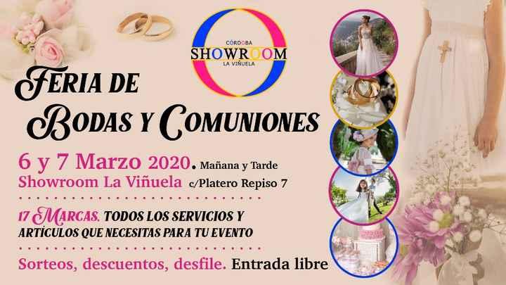 Feria de la boda en Córdoba 2020 - 1