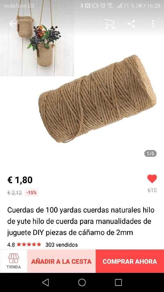 Compras útiles - 3