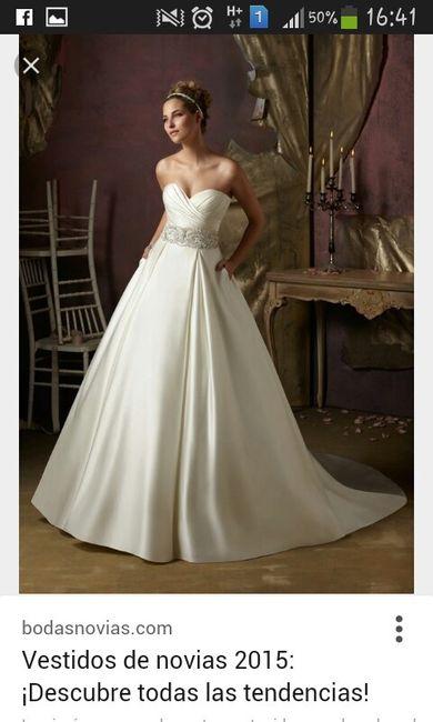 Donde comprar un vestido de novia barato - Madrid - Foro Bodas.net