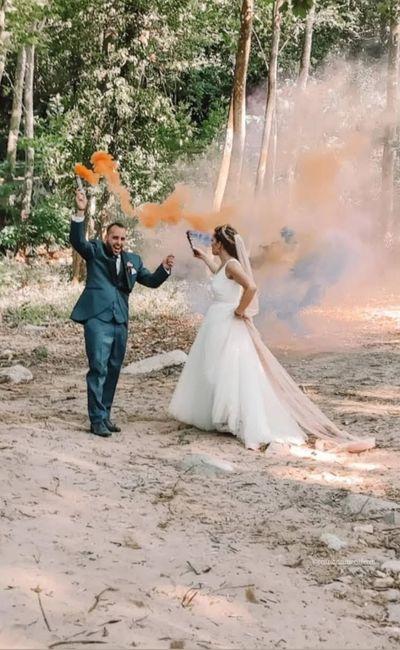 ¿Con cuántos ❤️ valoras el día de tu boda? 2