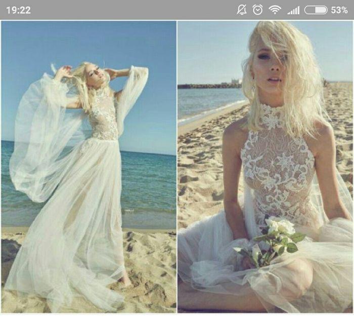 ayuda sujetador vestido transparencias - moda nupcial - foro bodas