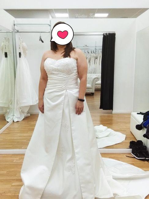 Tengo vestido!!! - 3