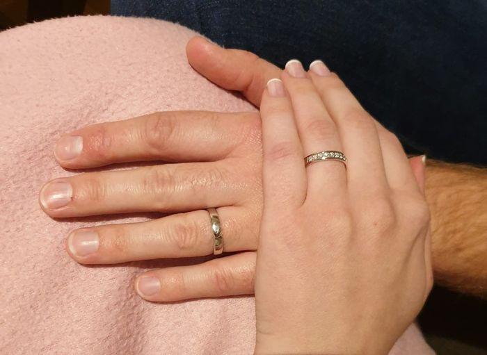 ¡Comparte una foto de tu anillo de pedida! 💍 29