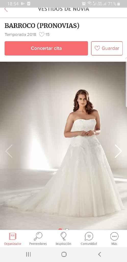 ¿Sabéis cómo encontrar un vestido de Pronovias? - 3