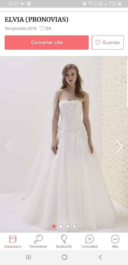 ¿Sabéis cómo encontrar un vestido de Pronovias? - 4