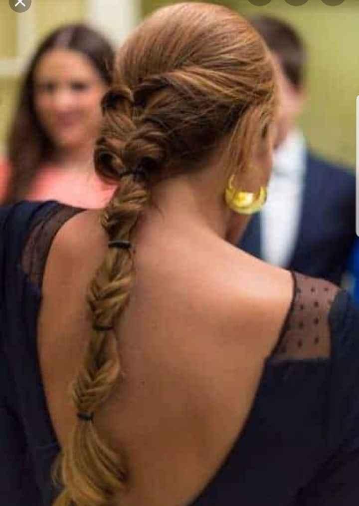 Peinado para pelo liso - 2