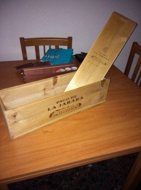 Caja de vino 1