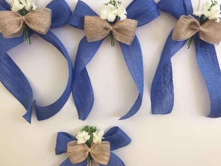 Mis flores de papel y preservadas - 4