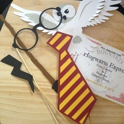 Boda mágica estilo Harry Potter 4