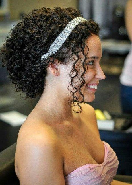 De bajón con la peluquería. Ayuda pelo rizado 😩!! 20