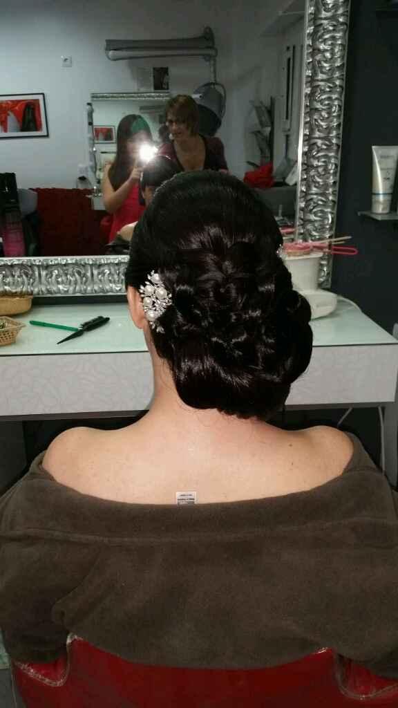Mi prueba peinado - 1