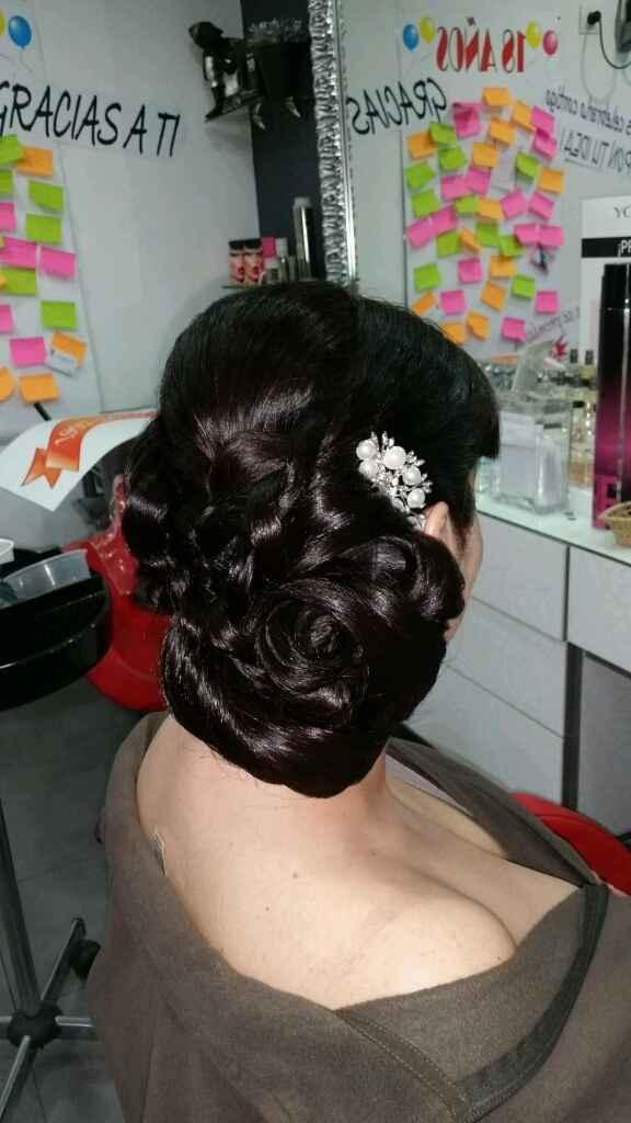 Mi prueba peinado - 2