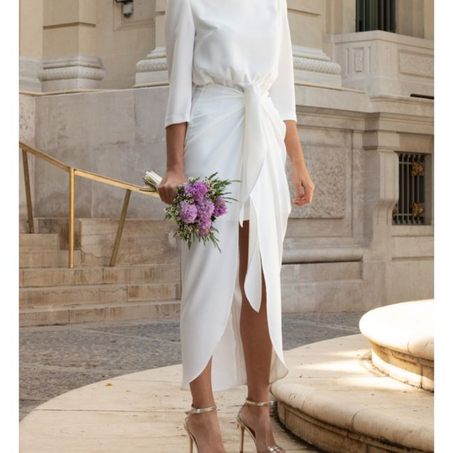 Vestido ceremonia civil 2