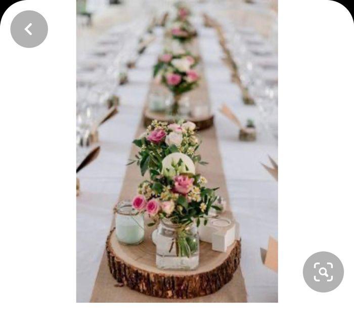 Catering y decoración de mesa 17