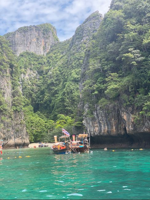 Luna de miel por continentes: Asia 3