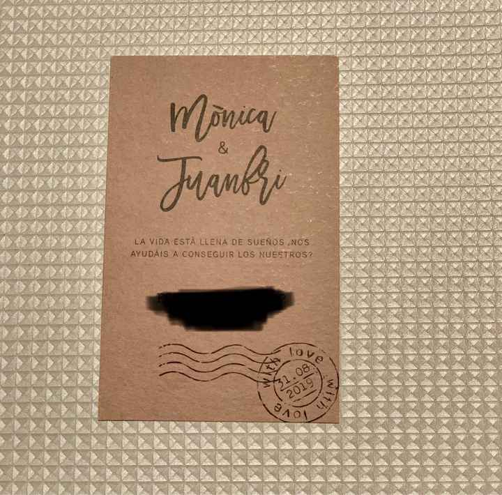 Invitaciones hechas - 3