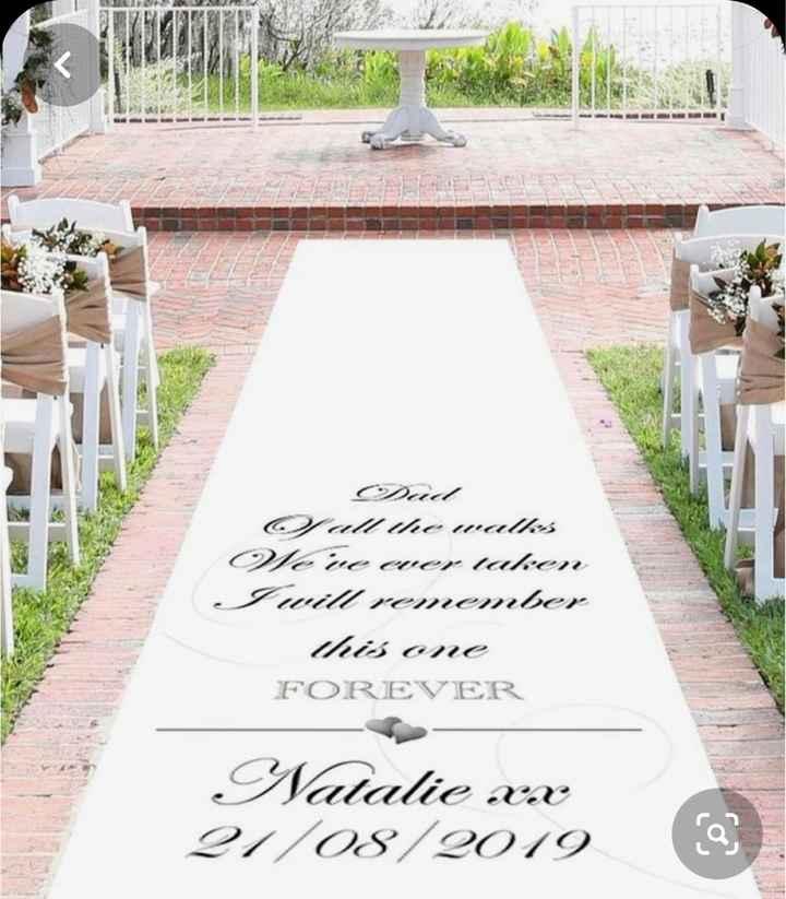 ¿Con quién entrarás a la ceremonia? - 1