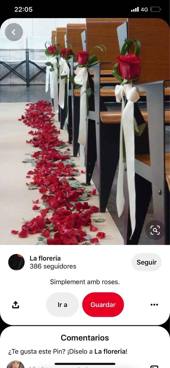 Decoración floral - 2