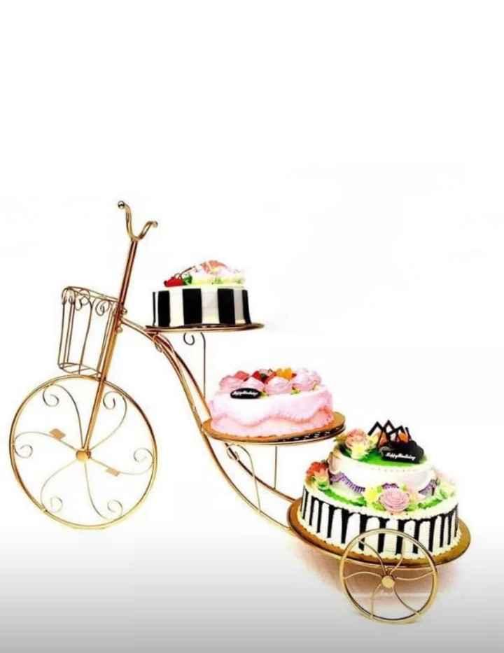 ¿Cuánto debería costar una tarta de boda? - 1