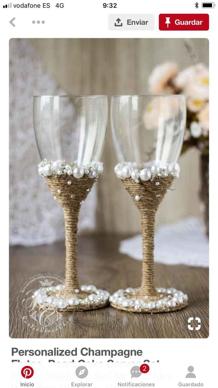 ¡Comparte tus copas de boda! - 2
