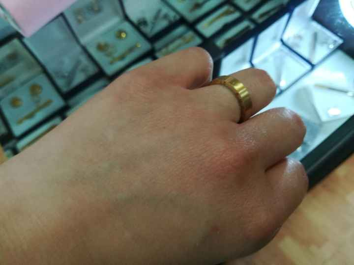 El modelo de mis anillos - 1