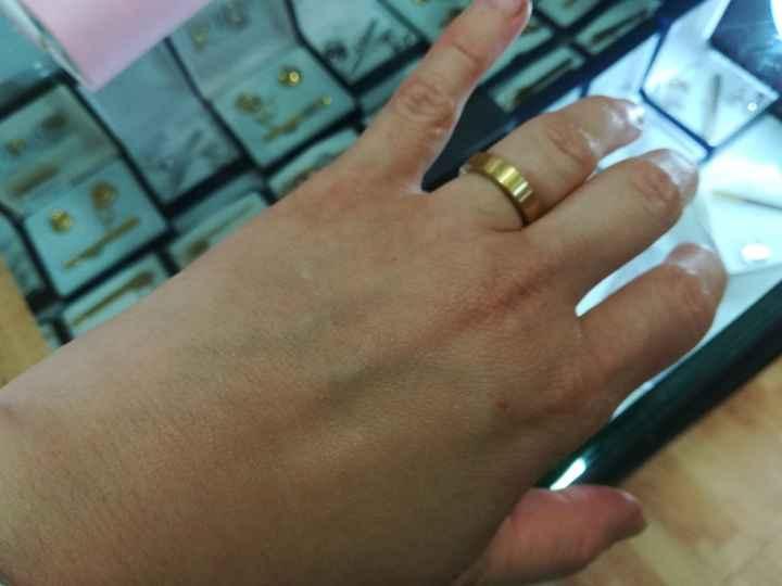 El modelo de mis anillos - 2
