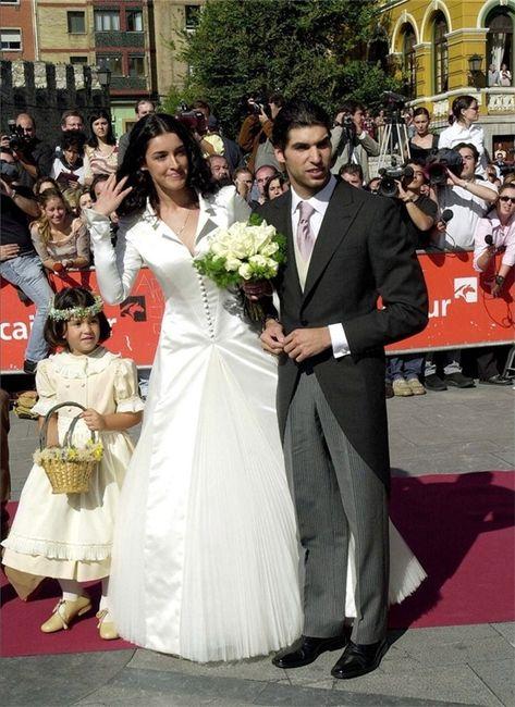 Boda blanca romero y cayetano rivera ord ez bodas for Blanca romero y cayetano rivera