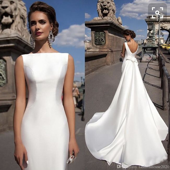 54947898d Vestidos de novia (telas) - Moda nupcial - Foro Bodas.net