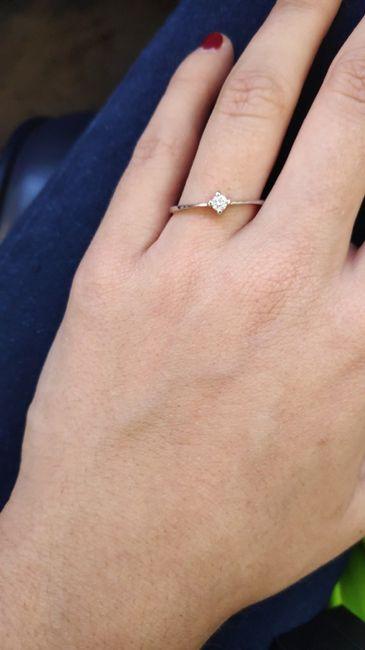 ¿En qué fecha te pidió matrimonio? 5
