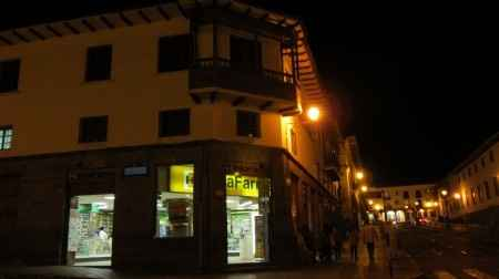 Farmacia en Perú