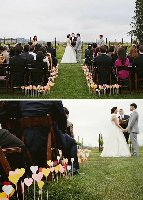 Necesito ideas para decorar mi ceremonia civil! 26