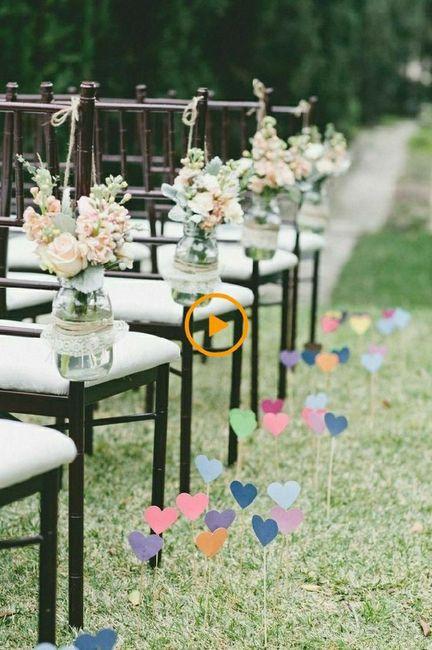 Necesito ideas para decorar mi ceremonia civil! 25