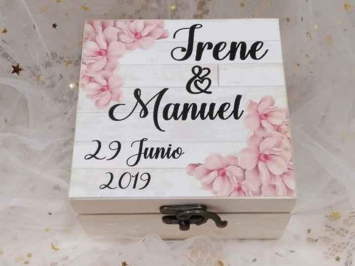 Novios que nos casamos el 29 de Junio de 2019 en Sevilla - 1