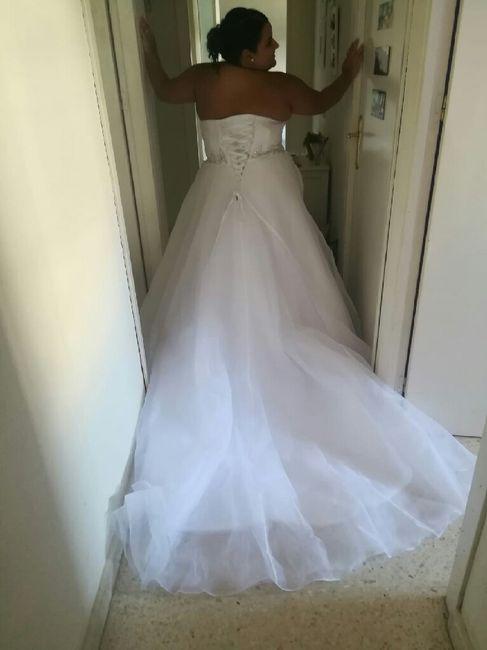 Me llegó mi vestido!!! (aviso Tocho) 1