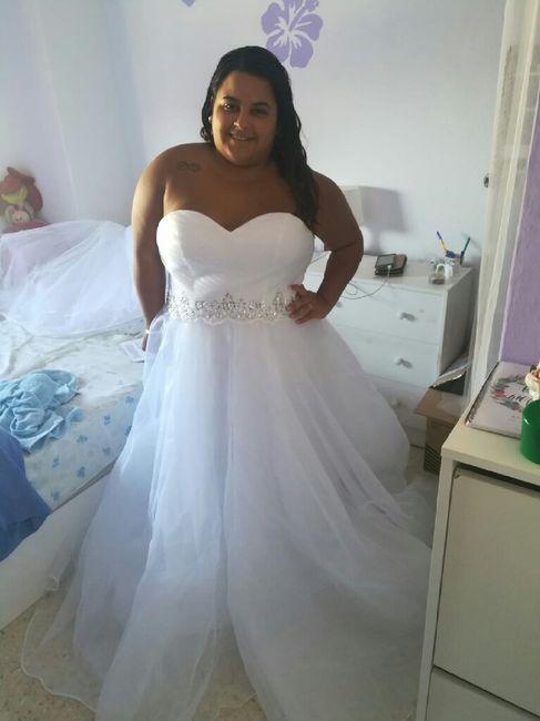 Me llegó mi vestido!!! (aviso Tocho) 3