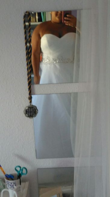 Me llegó mi vestido!!! (aviso Tocho) 4