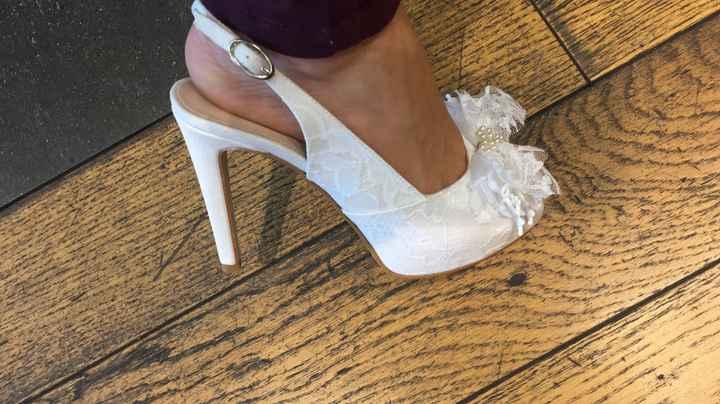 Zapatos de novia buenos bonitos y baratos - 1