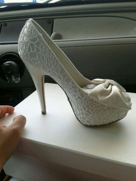 zapatos novia menbur - moda nupcial - foro bodas