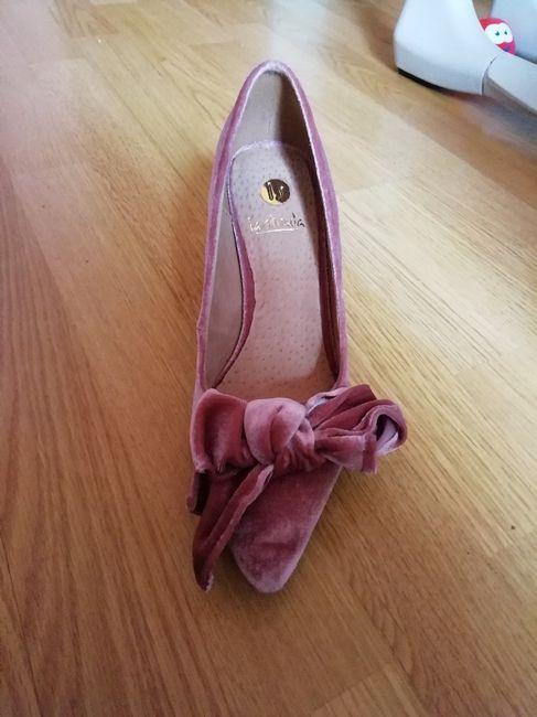 Zapatos de terciopelo 6