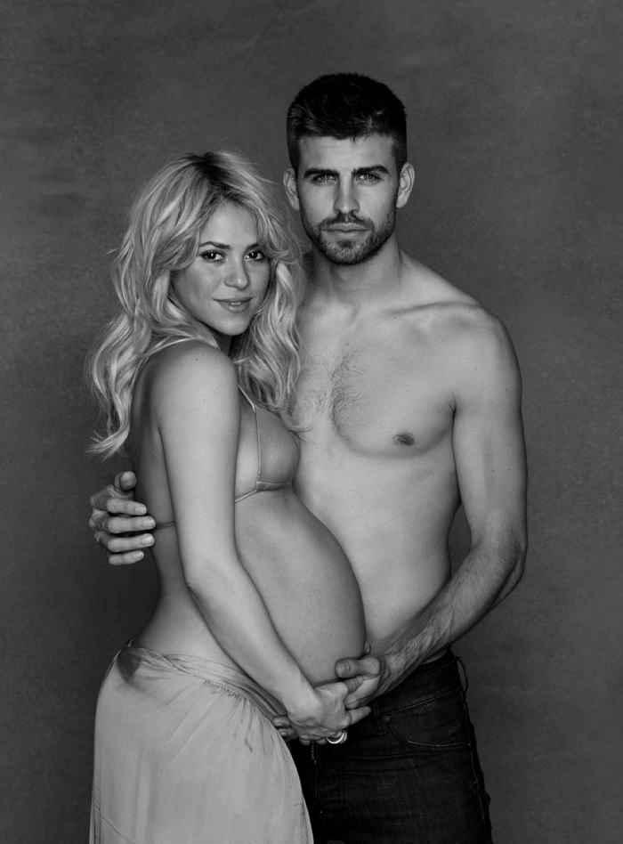 Shakira con bombo