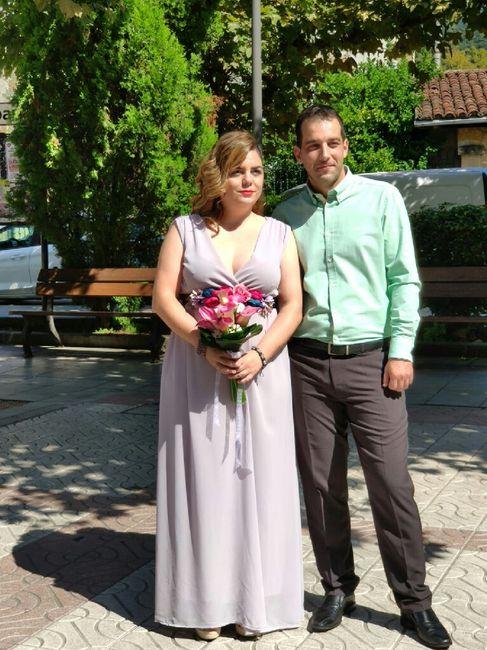 Mi boda pequeña gran boda!! 1