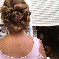 Primera prueba de peinado 💁🏼♀️ - 3