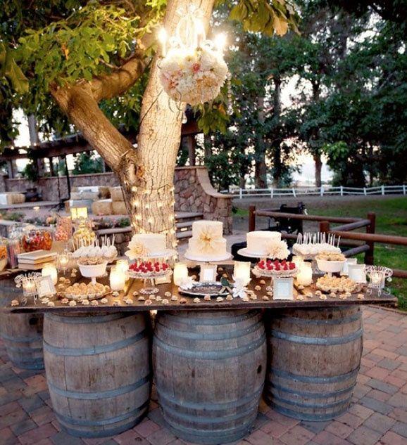 Decoracion Bodas Campestres ~ decoraci?n de boda campestre  Fotos bodas net