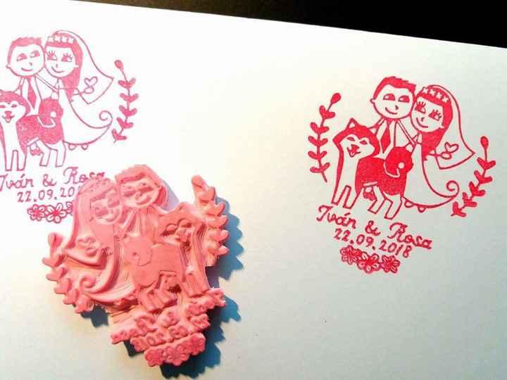 Enamorada de nuestro sello !! - 1