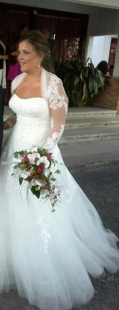 palabra de honor sin velo¿que peinado? - moda nupcial - foro bodas