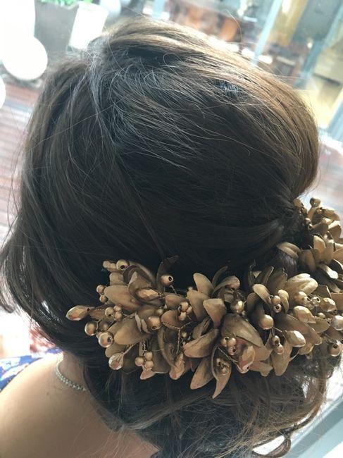 Mi prueba de peinado y maquillaje - 6
