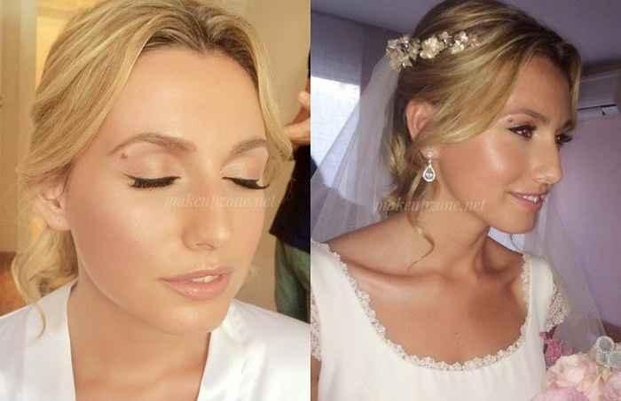 maquillaje novia de makeupzone